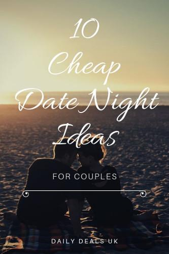 10 Cheap Date Night Ideas