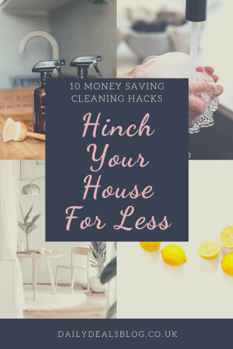 10 Mrs Hinch Cleaning Hacks