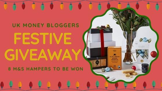 Win one of eight Christmas Hampers