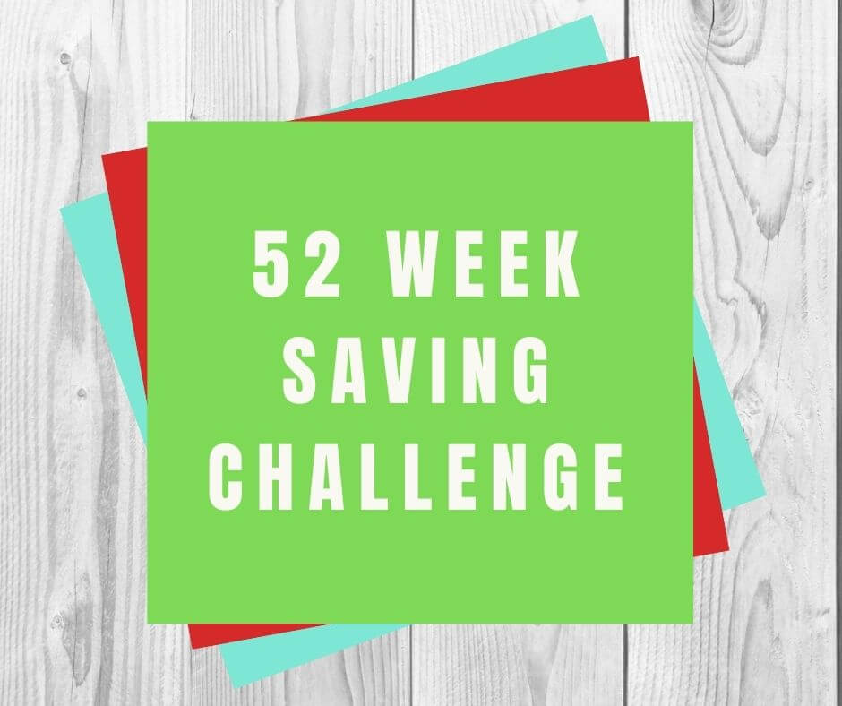 52 Week Saving Challenge
