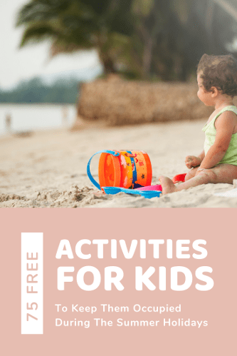 75 FREE activities for kids