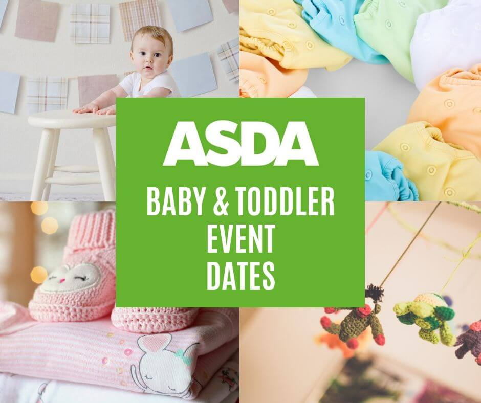 Asda Baby Event Sale Dates