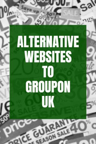 Alternative Discount Deal Websites