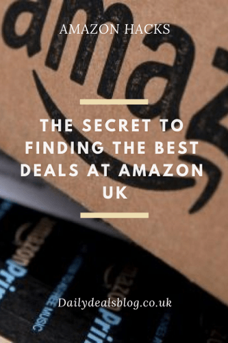 Amazon Deal Finder