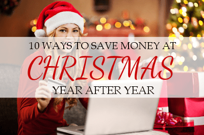 Christmas money saving deals tips