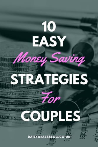 Couples money saving