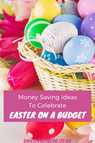 Easter Party On A Tight Budget