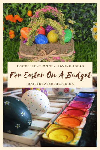 Easter on a budget