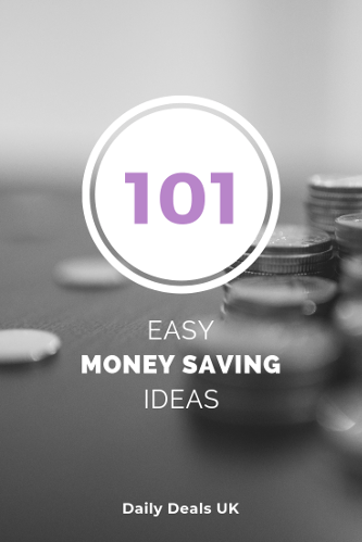 Easy Money Saving Ideas