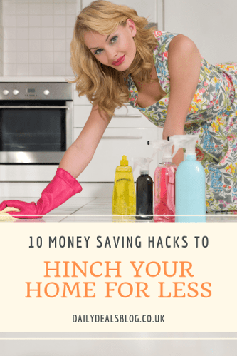 Hinch Your Home For Less