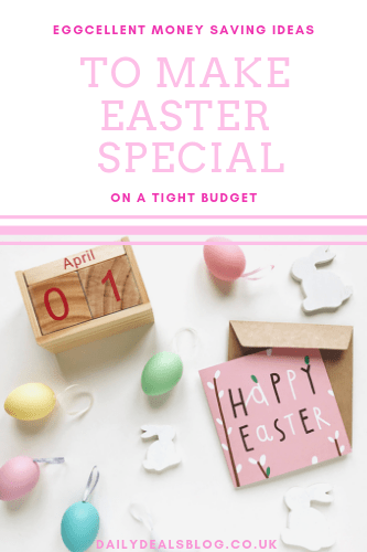 Making Easter Special On A Tight Budget