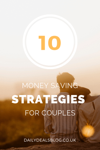 Money Saving For Couples