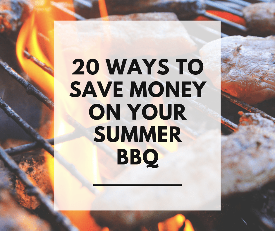 Money Saving BBQ Ideas
