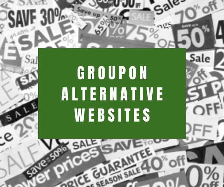 Sites like Groupon UK