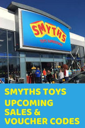 Smyths Toys Sale Dates 2021 - Upcoming Sales & Seasonal Picks