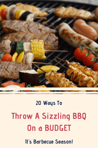 Throw a sizzling BBQ on a Budget