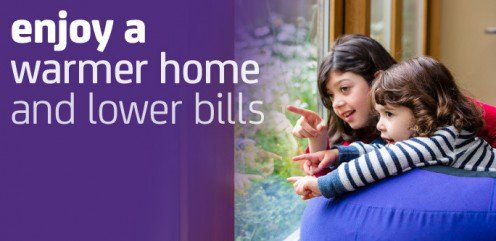 WARMER HOME LOWER BILLS