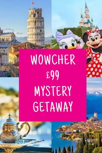 Wowcher Mystery Holiday - The £99 Getaway Reviews & Info