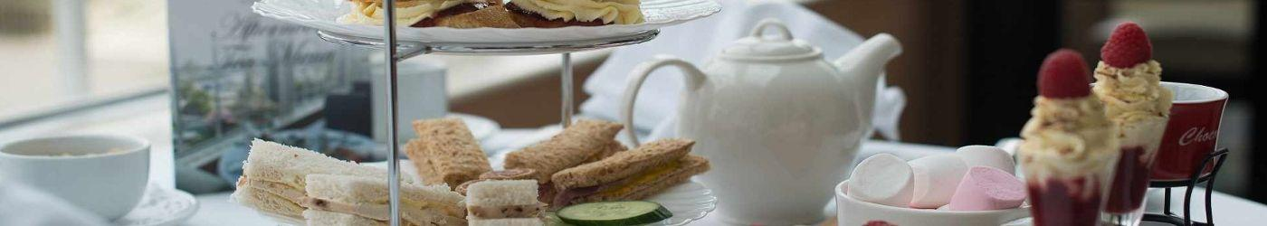 afternoon tea banner