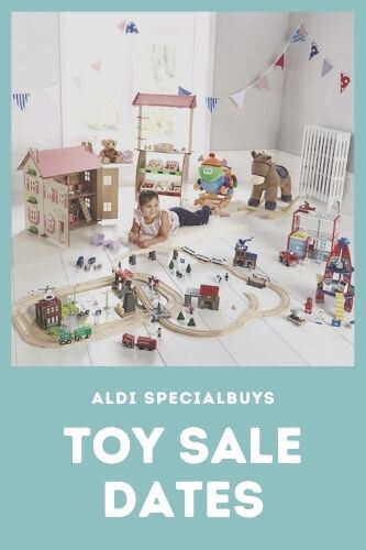 Aldi Toy Sale 2021 - Specialbuy Toy Event Dates Revealed