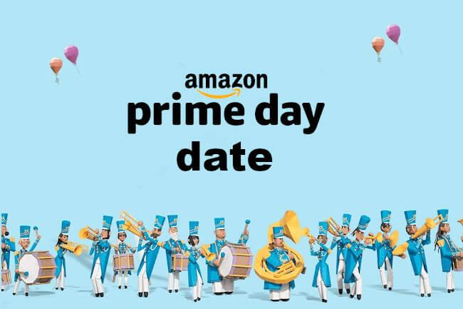 Amazon Prime Day Date 2020