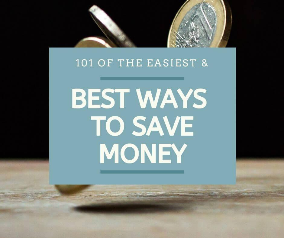 Best Way To Save Money