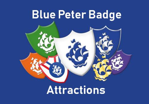 Blue Peter Badge Attractions