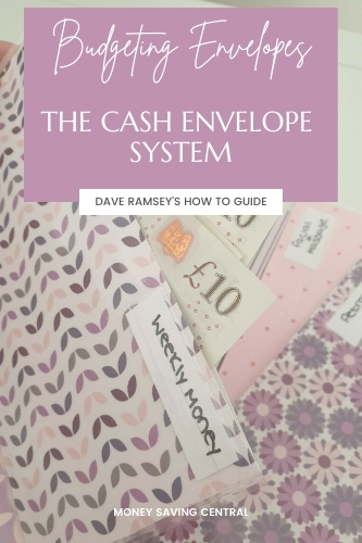 Budgeting Envelopes - How to use the Cash Envelope System