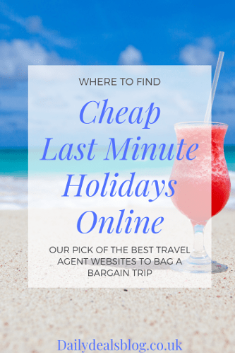 cheap last minute holidays online