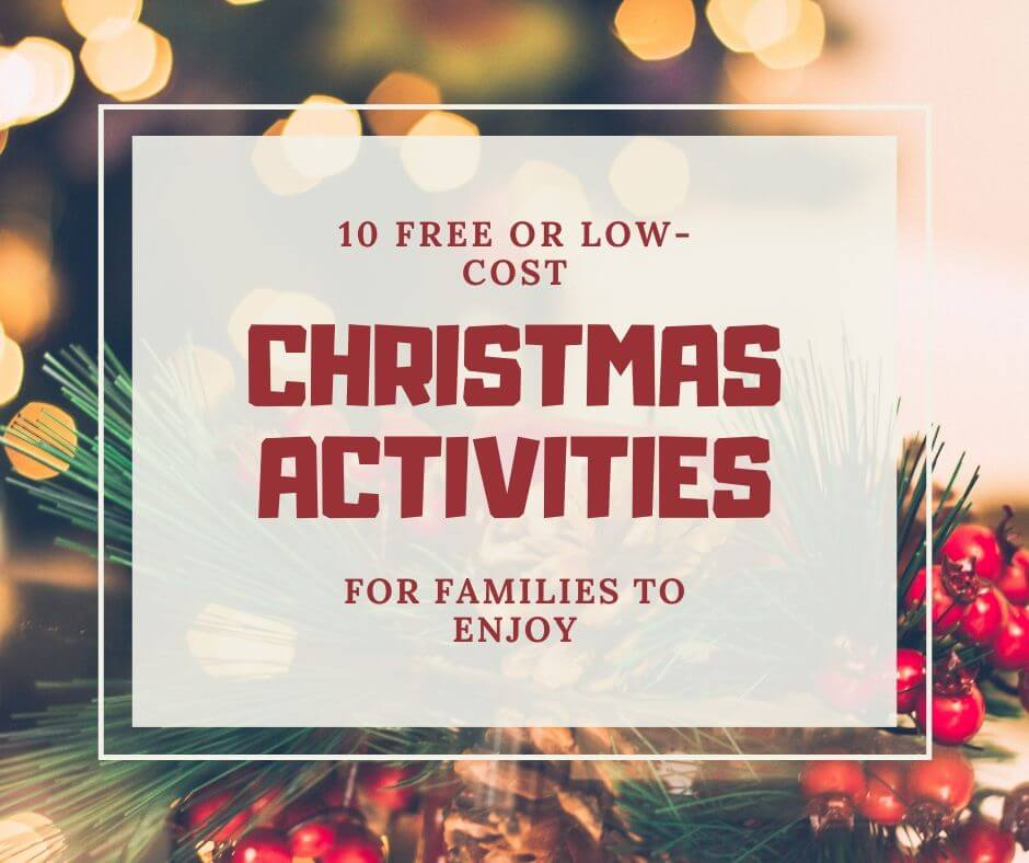 Free Christmas Activities