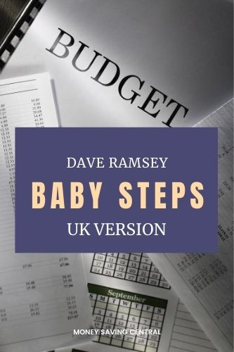 Dave Ramsey's Baby Steps - The UK Adapted Version