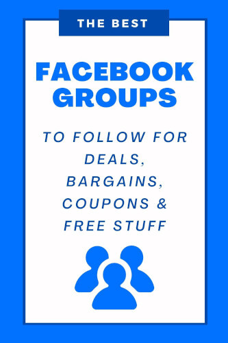 Best Facebook Groups for Bargains, Freebies, Deals & Coupons