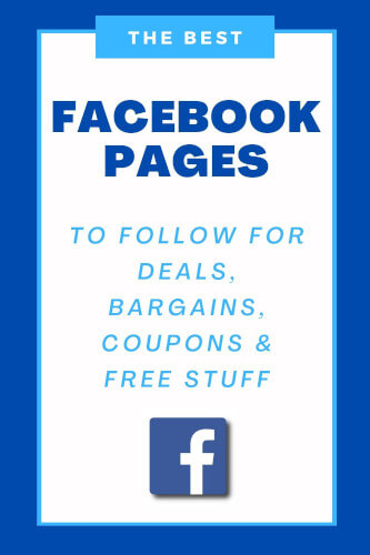 Best Facebook Pages for Bargains, Freebies, Deals & Coupons