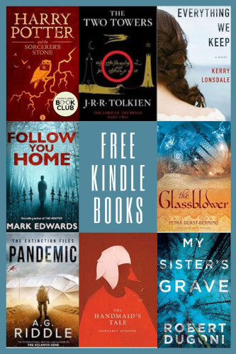 Free Kindle Books - How to get FREE Amazon UK ebooks 2021