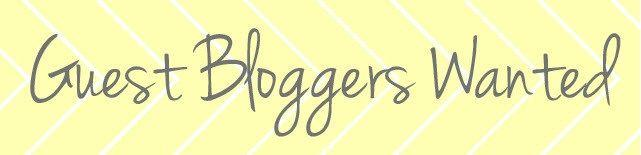 guest bloggers wanted money saving uk