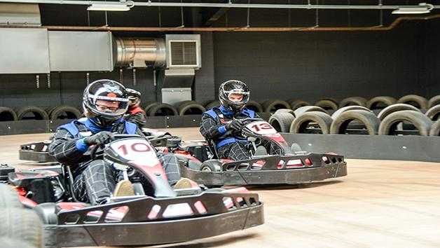 indoor karting deal