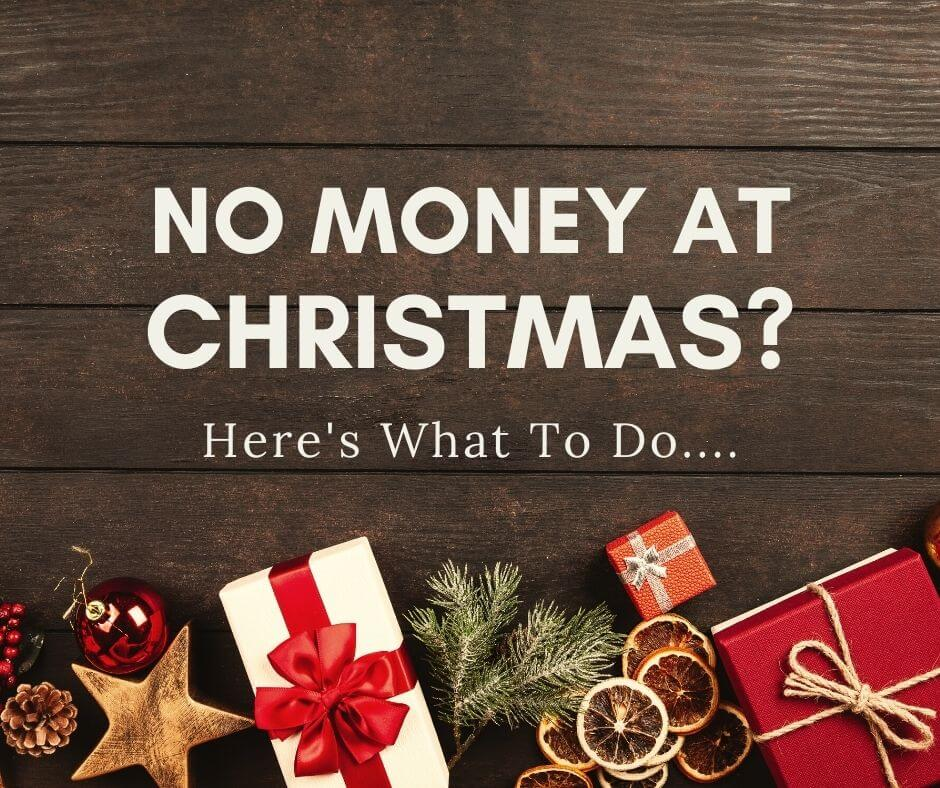 No Money For Christmas