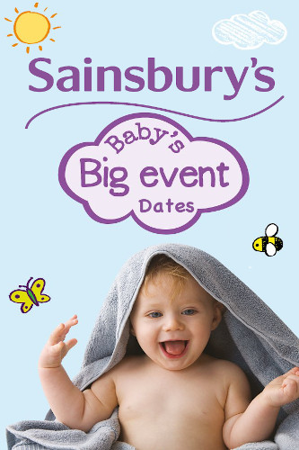 sainsburys baby event dates