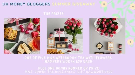 summer giveaway prizes