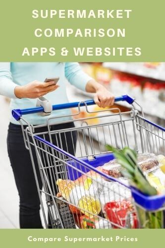 Supermarket Comparison - APPs to Compare Supermarket Prices 2021