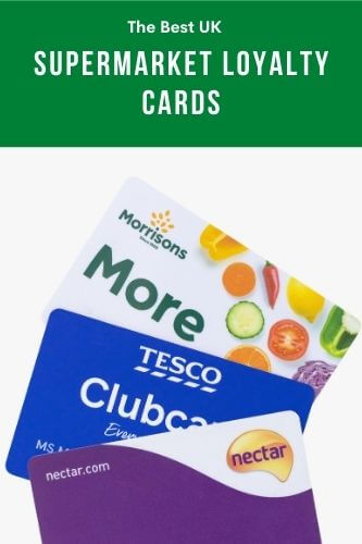 Supermarket Loyalty Cards - The Best Reward Schemes 2021