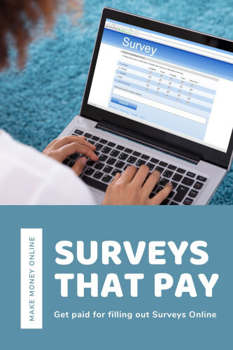 Surveys That Pay - Best UK Survey Sites for Money 2021