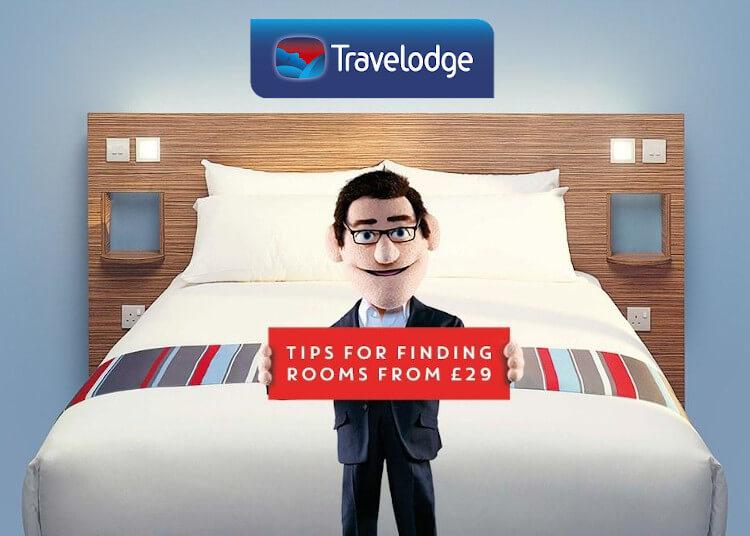Travelodge Sale