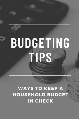 Budgeting 2021 - How to Create a Household Budget on any Income