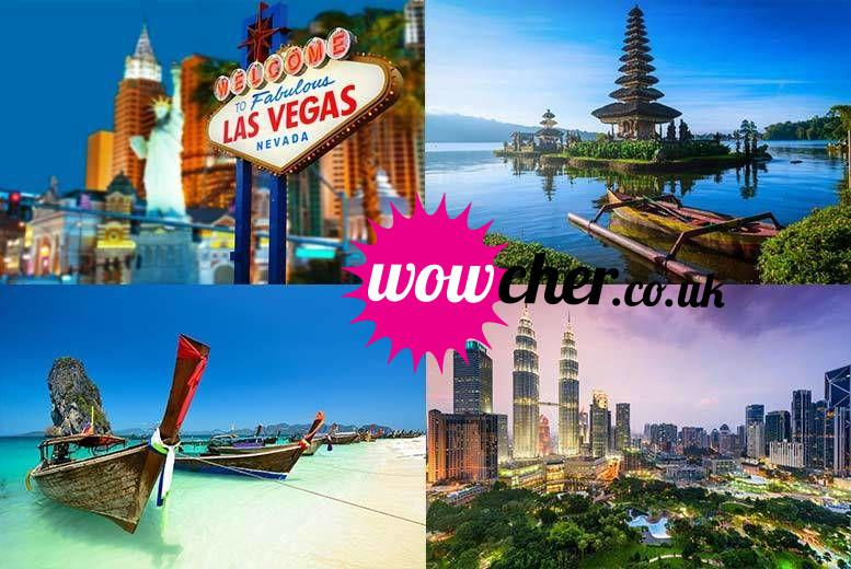Wowcher Mystery Holiday