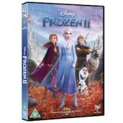 Frozen 2 [DVD] £8.99 Delivered @ Zoom