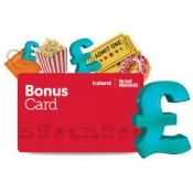 FREE Birthday Gift & FREE £2 Welcome Gift for joining up to Iceland's Bonus Card