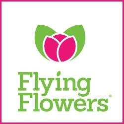 12% off + Free delivery @ Flying Flowers