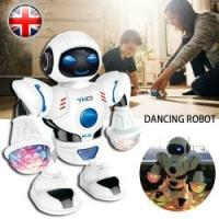 Dancing Robot With Music & LED Lights £7.99 Delivered @ eBay