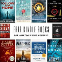 Free Kindle books @ Amazon